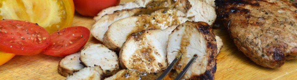 Marinated Turkey Tenderloin
