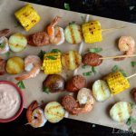 Low Country Boil Skewers