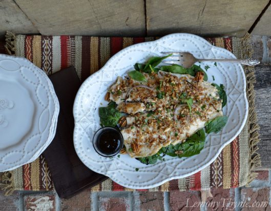Pecan Encrusted Trout1