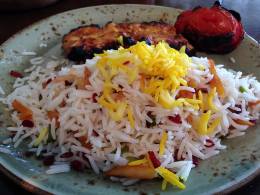 Rumi's Persian Wedding Rice