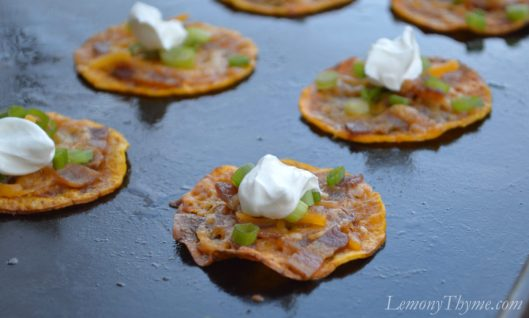 Loaded Butternut Squash Chips