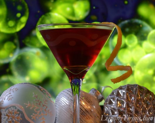 Lingonberry Martini1