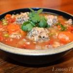 Albondigas Soup1