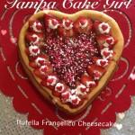 Nutella Frangelica Cheesecake