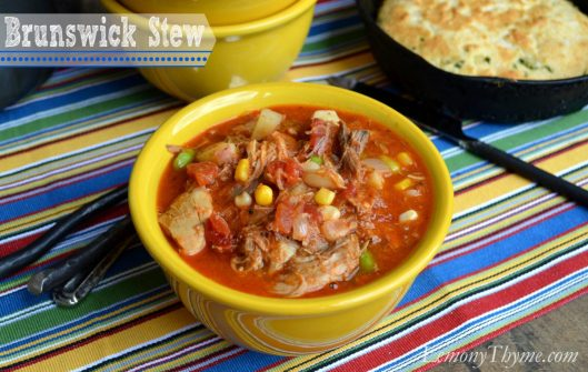 Brunswick Stew from Lemony Thyme
