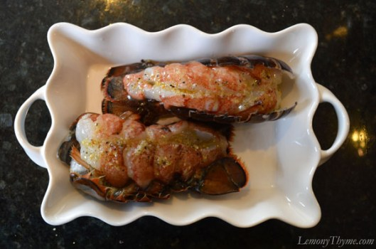 Baked Lobster Tails1
