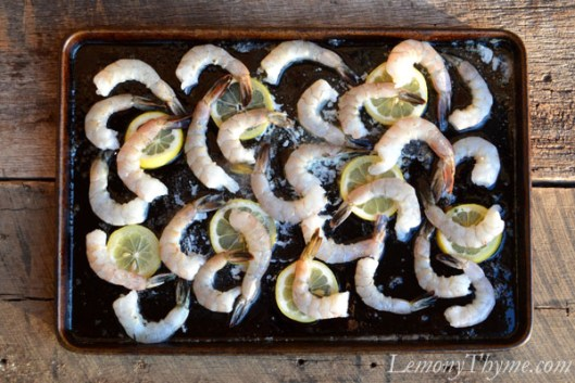 Italian Herb & Lemon Roasted Shrimp3