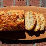 Smoked Cheddar & Bacon Jalapeno Beer Bread