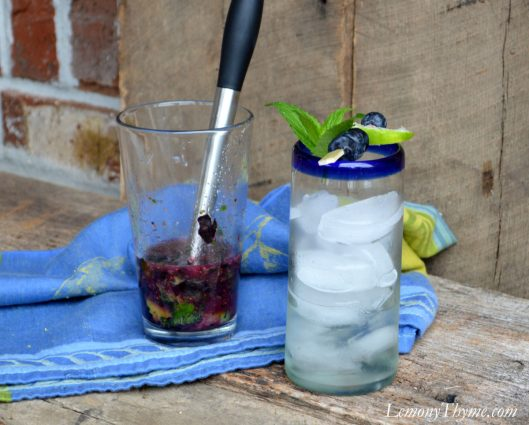 Blueberry Mojito3