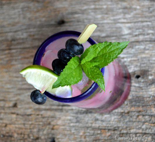 Blueberry Mojito4