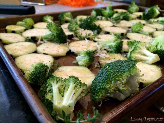 Farmers Market Roasted Veggie Lasagna3