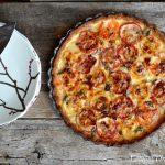 Tomato & Cheddar Pie8