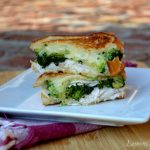 Turkey Divan Grilled Cheese Sandwich2