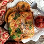 Masala Egg Toast2