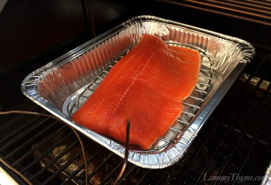 Smoked Steelhead Trout