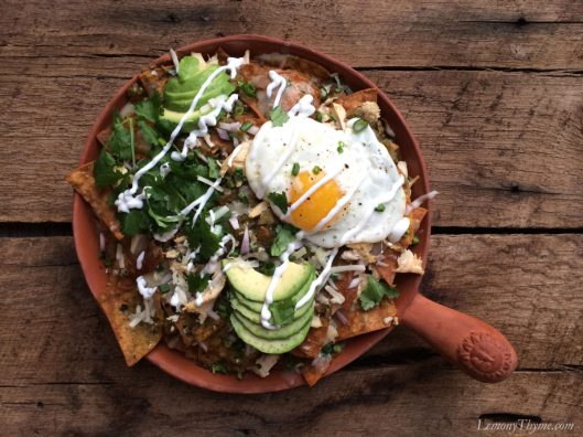 Chicken Chilaquiles4
