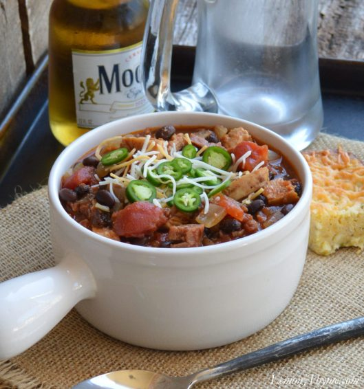 Chicken & Chorizo Chili1
