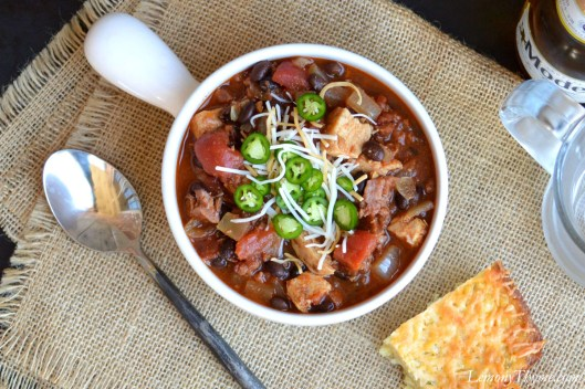 Chicken & Chorizo Chili2