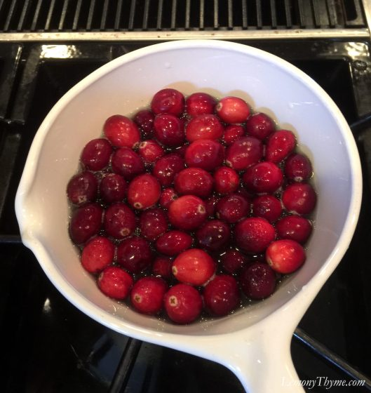 Cranberry Simple Syrup1