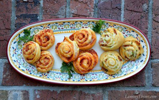 Crescent Roll Pinwheel Appetizers2