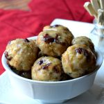 Thanksgiving Dinner Party Meatballs