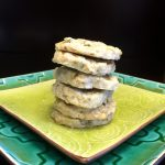 Pistachio Oatmeal Sandies