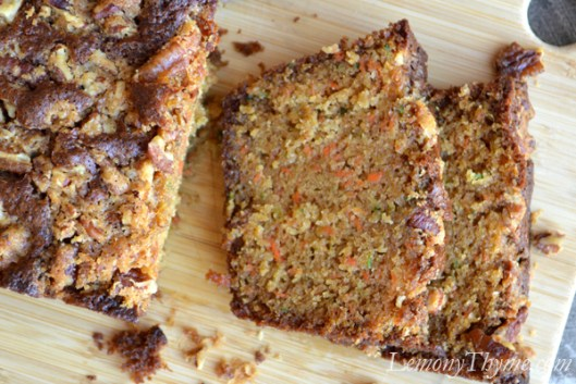 Carrot Cake Breakfast Bread4