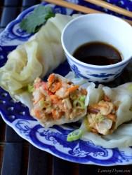 Chinese New Year fresh ingredient recipe.