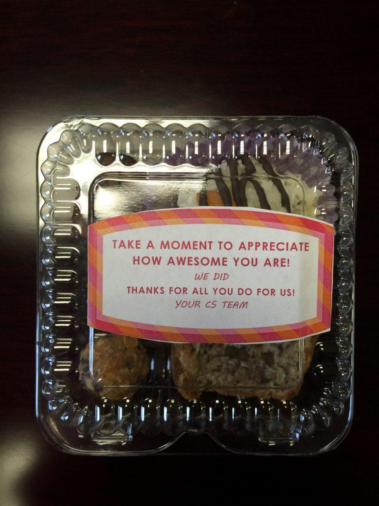 Customer Service Treats