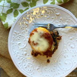 Italian Sausage & Polenta Lasagna2