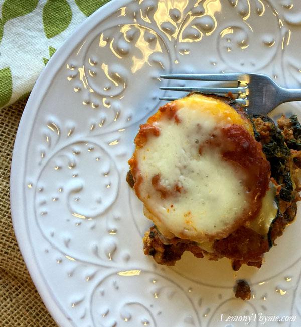 Italian Sausage & Polenta Lasagna3