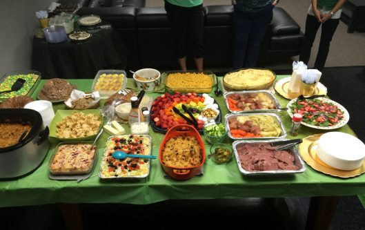 St. Patricks Day Spread