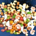 Caprese Panzanella with Shrimp1