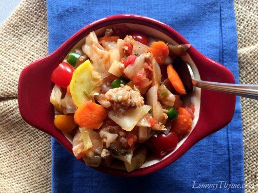 Farmers Market Unstuffed Cabbage Recipe3