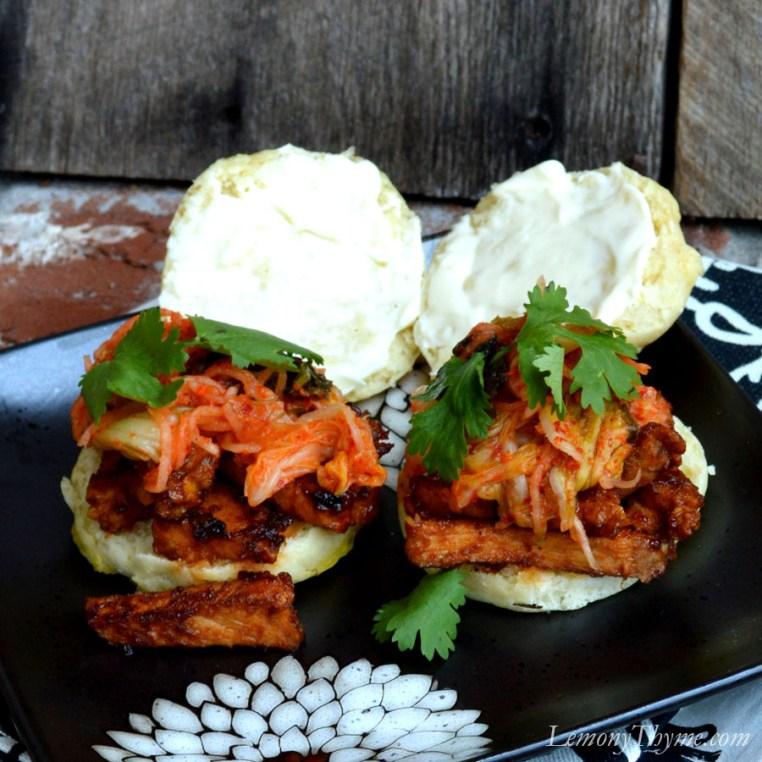 Korean Pork & Kimchi Slider6