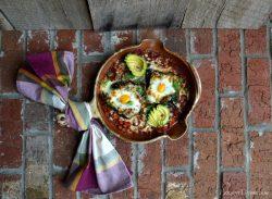 Savory Egg Stuffed Poblano Peppers2