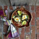 Savory Egg Stuffed Poblano Peppers2