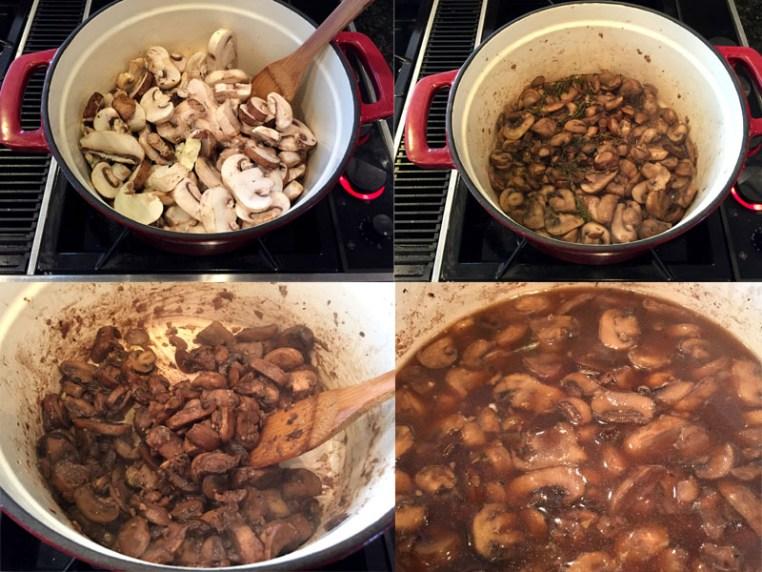 Mushroom Soup with Cheesy Portobella Crouton4
