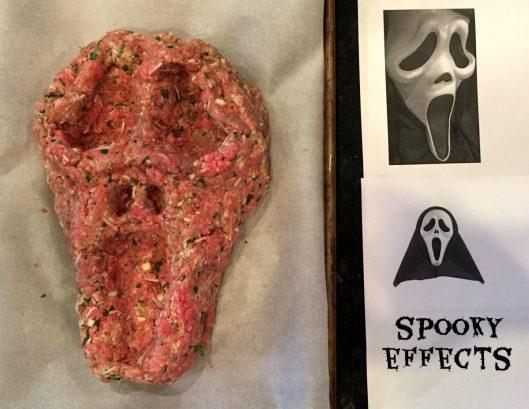 Spooky Lasagana