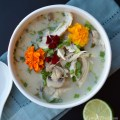 Thai Coconut Chicken Soup3