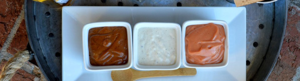 Homemade Fry Sauce ~ Three Ways. Classic, Red BBQ, White BBQ