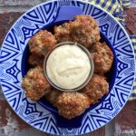 Spicy Sausage Cheese Balls1