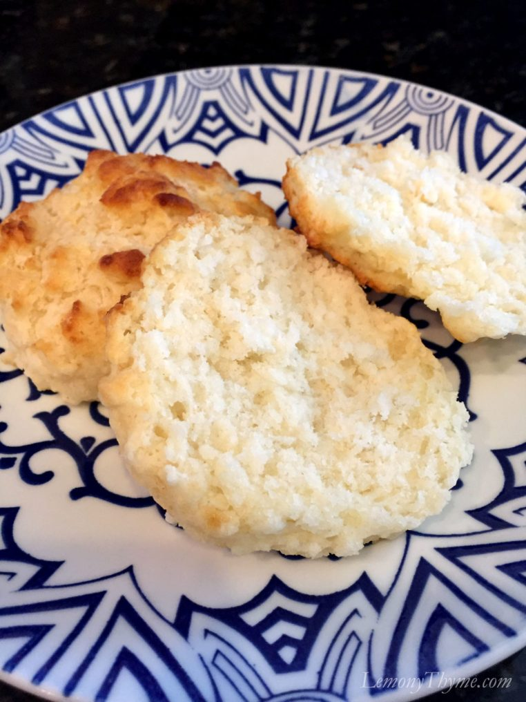 Homemade Buttermilk Biscuits1