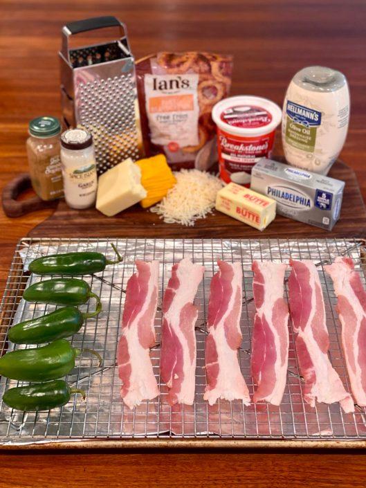 Easy & Delicious Jalapeño Popper Dip Recipe Ingredients