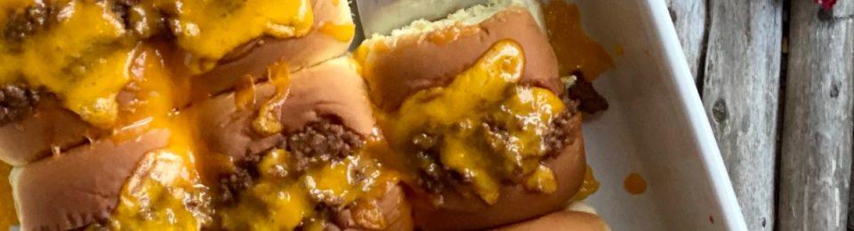 Chili Cheese Dog Tailgate Sliders Step 1