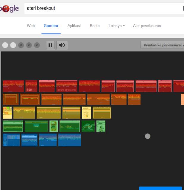 Game Atari Breakout Google Images