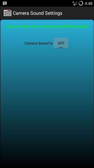 camera sound off_lemoot