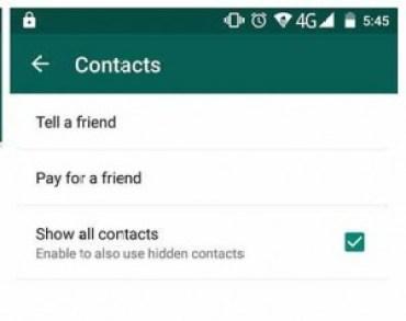 Cara Mengatasi Kontak Whatsapp Tidak Muncul