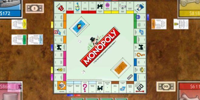 cara bermain monopoly