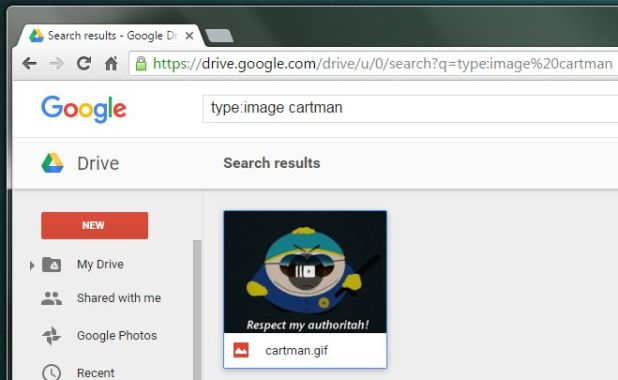 pencarian google drive